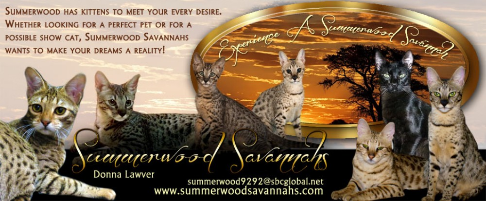 Summerwood Savannahs